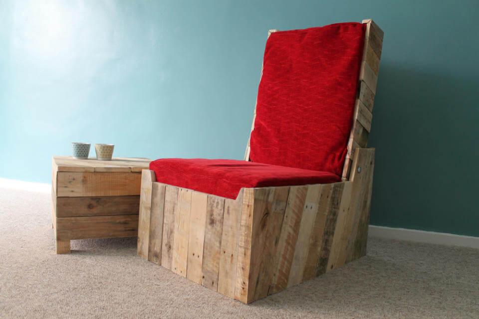 Outdoor Cinema Chairs  Pallet Furniture