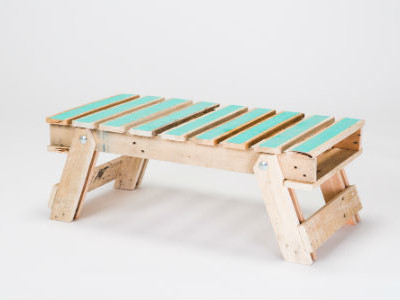 folding table hire