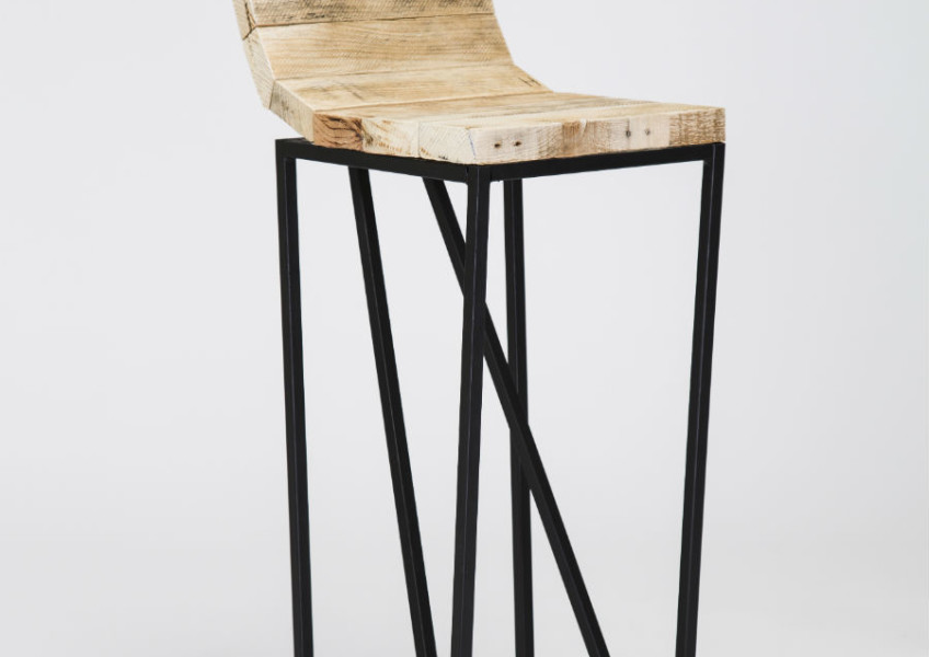 sloping stool 2