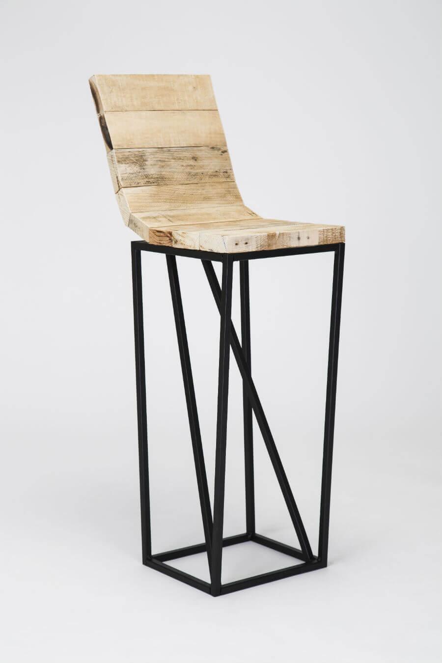 sloping stool 2