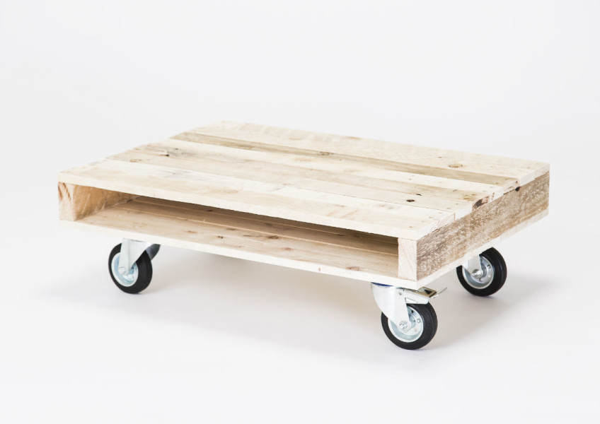 coffee table on wheels 3