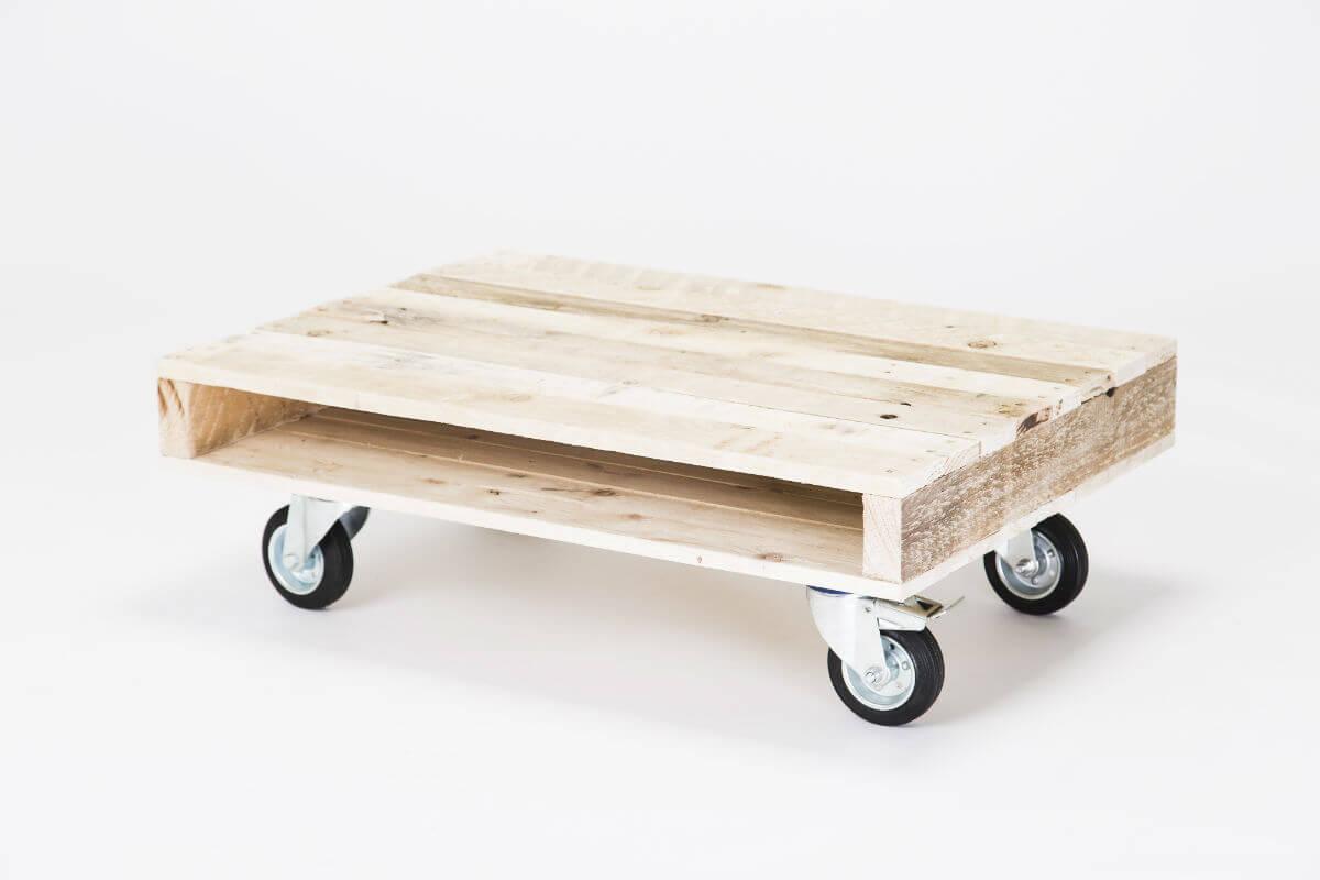 coffee table on wheels 3