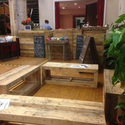 Event Hire Pallet Furniture London Norfolk