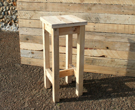 Bar Stool Hire Pallet Furniture
