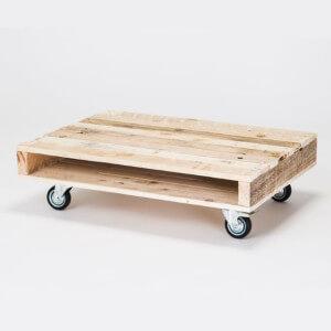 coffee table on wheels 2