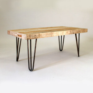 plain coffee table