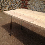scaffold board table 3