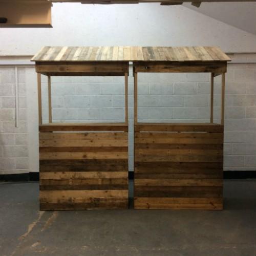 market stall hire