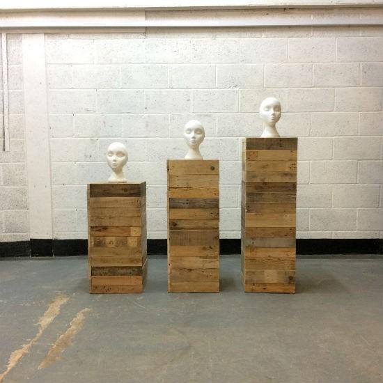 plinth hire