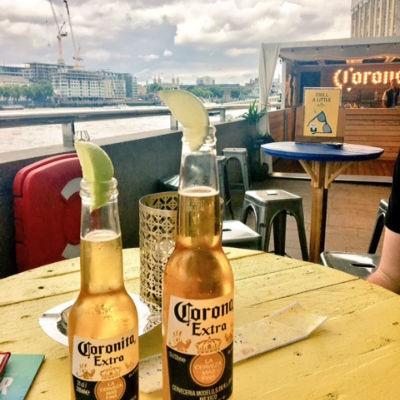 corona bar london