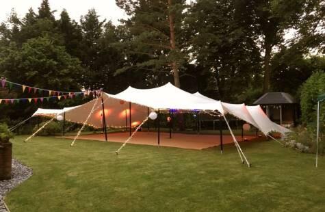 stretch tent norfolk
